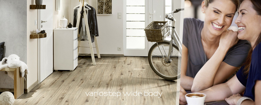 Variostep Wide Body